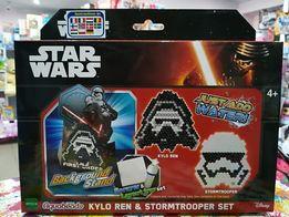 Nowy! Aquabeads Star Wars Zestaw Kylo Ren Stormtrooper Set AQB Tychy