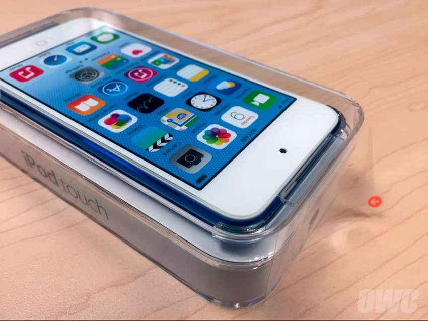 New Apple Certified iPod Touch 32GB - 6th Generation N90,000 0