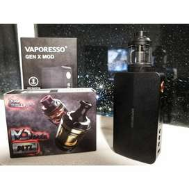 Vaporesso Gen X and Hellvape MD RTA for sale