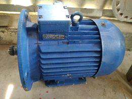 Электродвигатель 5.5кВт 750 об/мин