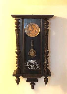 ANTIQUE MAUTHE WALL CLOCK