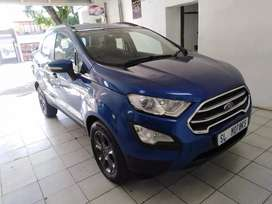 2019 Ford ecosport 1.0 ecoboost