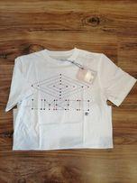 T-shirt, Koszulka biała UMBRO, r. S