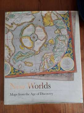 "Book ""Maps From the Age of Discovery"" - Collectors Item"