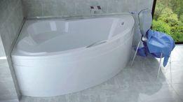 ванна акриловая АRIADNA 160х100 140х90