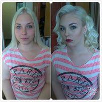 Прическа + макияж от 550 грн.