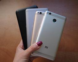 Задняя крышка корпус Xiaomi Redmi 3 note 3 pro 3s 3x 4a 4x 5a 5 plus
