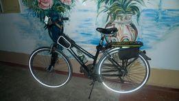"Велосипед Bergamont: 27 скоростей, 28"", гидротормоза, динамовтулка"