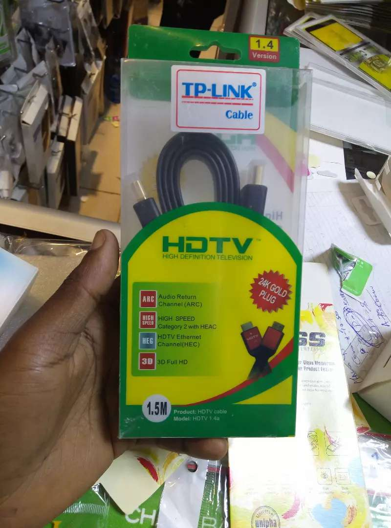 HDTV hdmi cable 0