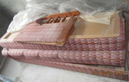 Диван книжка с деревянными быльцами б/у - 1200 грн