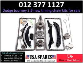 Dodge Journey 3.6* 2007-19 new timing chain kits for sale