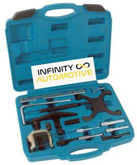 INFINITY AUTOMOTIVE - FORD PETROL & DIESEL TIMING TOOL KIT
