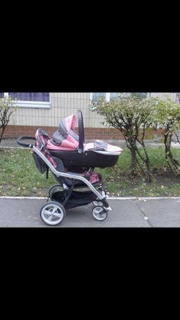 Продам коляску Chicco 3 в 1 Киев - изображение 2