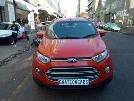 Ford ecosport titanium 1.0 for sell