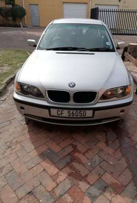 2004 BMW 320D E46  Facelift