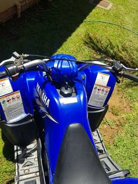 Yamaha 50cc shaft drive quad bike