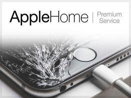 Wymiana szybki wyświetlacza LCD iPhone 5S 6 6S 7 URSYNÓW 30 minut
