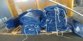 FLAT TARPAULINS,POOL COVERS,CHICKEN HOUSE CURTAINS AND CARGO NETS