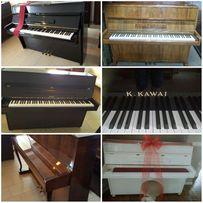 Pianino sprzedam-duży wybór-firma z 60 letnim doświadczeniem-gwarancja