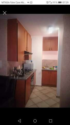 Hey I'm renting out my apartment in randfontei homelake for R4000