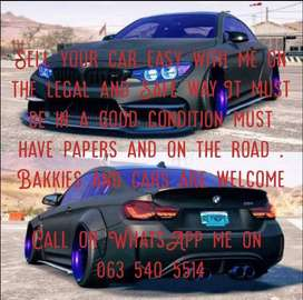 Help you to sale your car