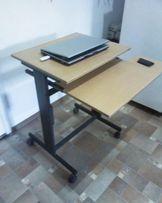 компьютерный стол пр-во Германия на метал. каркасе