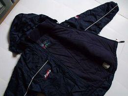 Фирменная спортивная термо куртка Zeus sport, р. 128 см.