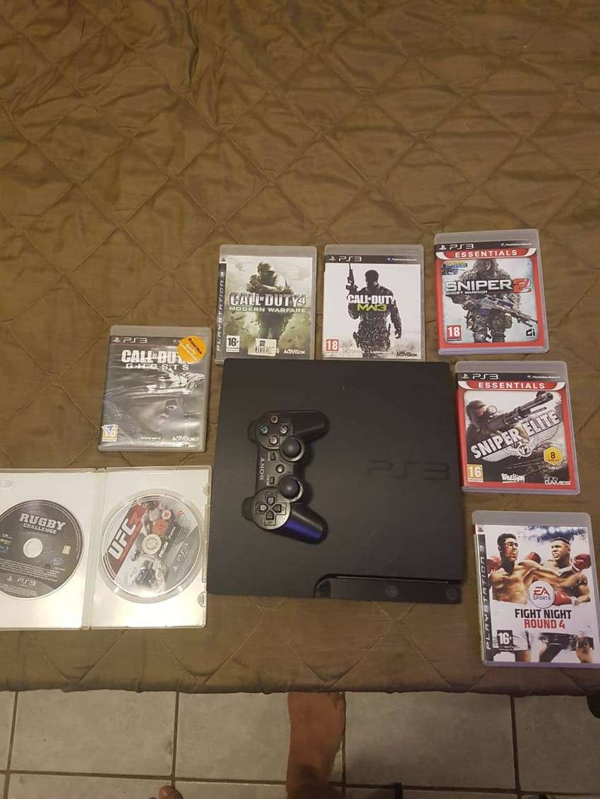 Playstation 3 Console 0