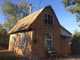 Продам домик с летней кухней и участком 6 соток