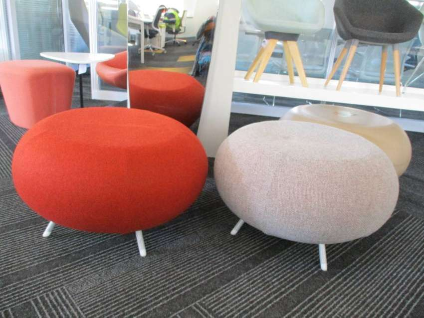 Pebble Ottoman- Price Reduced 0