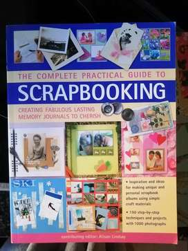 Brand new scrapbooking guide and Origami set