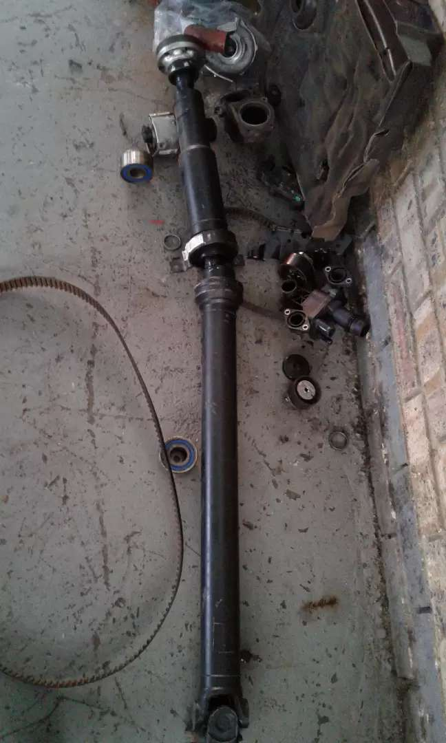 Land rover Discovery 3/4 prop shaft