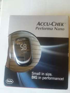 Accu-Chek Glucose test machine