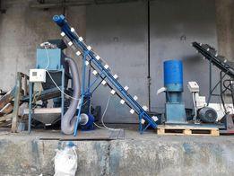 Линии производства комбикормов от 250 кг/ч до 2000 кг/ч. гранулятор