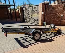 Trailer hire 3m x 2m from 07:00 to 17:00