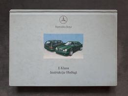 Mercedes E280 instrukcja obsługi w języku polskim