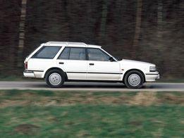 Nissan Bluebird , 2.0 D по запчастям.Белый