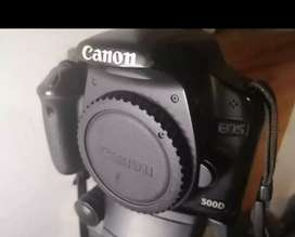 Canon 500D  camera body only