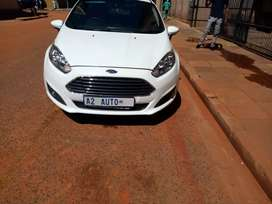 FORD FIESTA 1.0 2015 AUTOMATIC