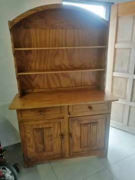 Strong old school cupboard