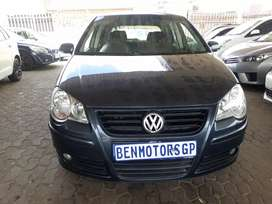 For Sale:2004 Polo Bujwa Engine1.4