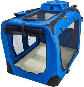 PET CARRIER - NEW -STRONG - SAFE - COMFORTABLE