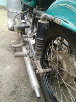 Мотоцикл Урал М-67-36