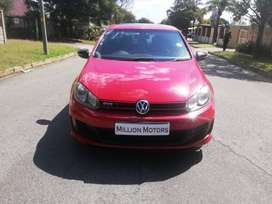 2012  VW  Golf  6  GTI  Edition 35 Auto