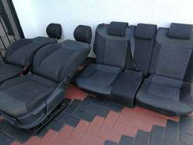 Polo TSi seats (selling as a set)