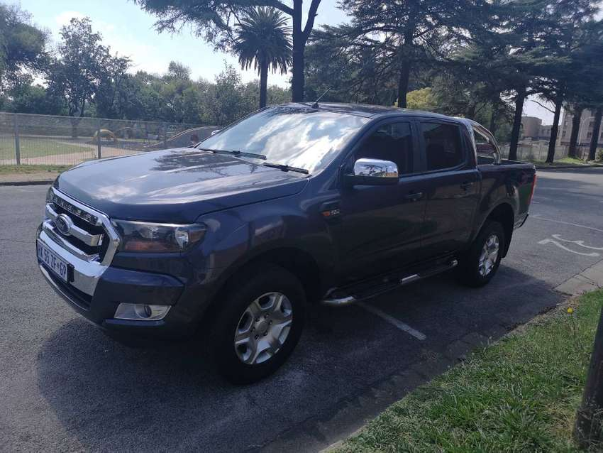 Ford Ranger 2.2 Double Cab Hi-Rider XL 0