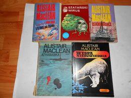 Alistair MacLean 5 książek