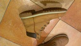 Ботинки сапоги 39 размер Тимберленд зимние унисекс