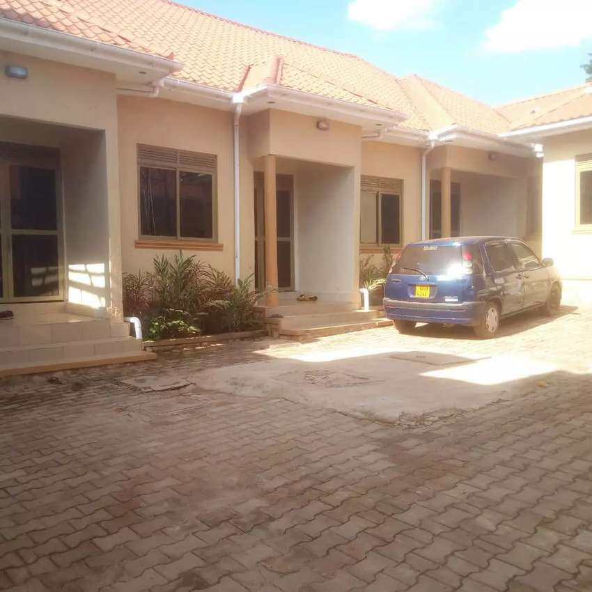 Five new and specious rentals on quick sale  namugongo with big income 0