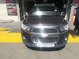 Chevrolet Captiva 2.5 for a good price